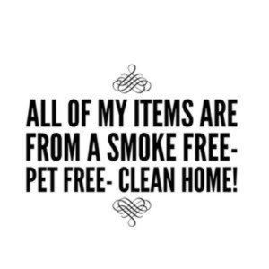 Other - Smoke/pet free home!